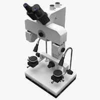radical microscope 3d 3ds