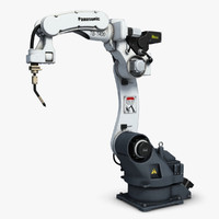 Industrial Robot Arm 3 TB-1400