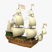 3d ready frigate