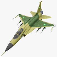 JF-17 Thunder Fighter 2
