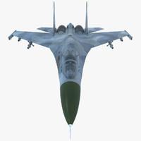 Sukhoi Su-27 SK Flanker (No Rig)