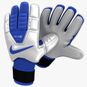 goalie gloves 3D models