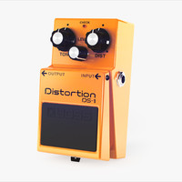 Boss DS-1 Guitar Effect Pedal