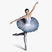 nina ballerina max