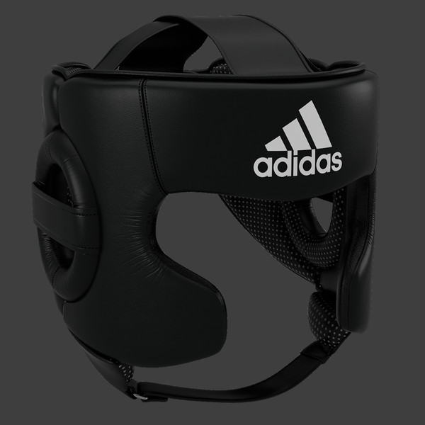 maya boxing head guard adidas - Boxing Head Guard Adidas... by Tornado Studio