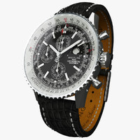 Breitling Navitimer 1461-virtual 3d model