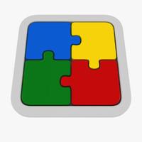 puzzle 4 piece max