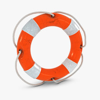 3ds max lifebuoy subdivided