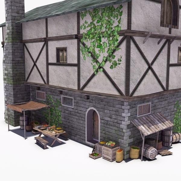 Medieval Tavern Maya