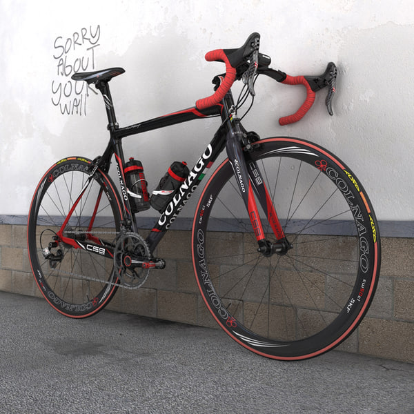 racing bicycle max - Colnago C59 Italia Bicycle... by joXit