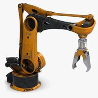 maya industrial robot 5