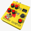 Geiger Counter 3D models