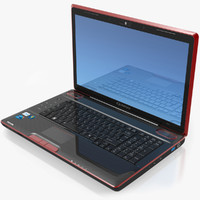 Notebook TOSHIBA Qosmio X500