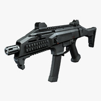 3d ready scorpion evo 3