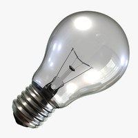 cinema4d old lighting bulb