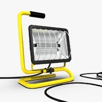 3d model construction light