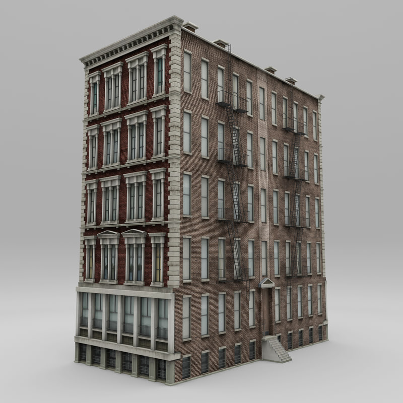 New york building house max for Model houses in new york