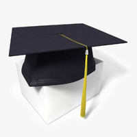 3ds max cap graduation
