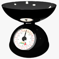 Kitchen Mechanical Scales EatSmart