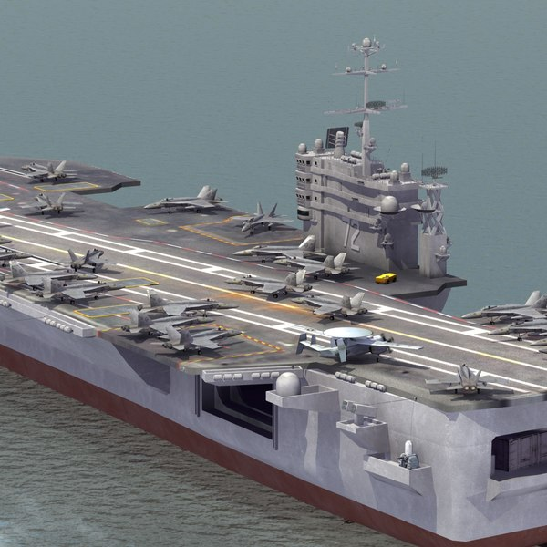 3d abraham aircraft carrier navy - USNavy Carrier and Airwing... by ...