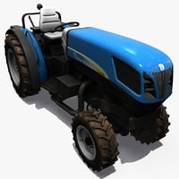 Tractor New Holland T4030 2