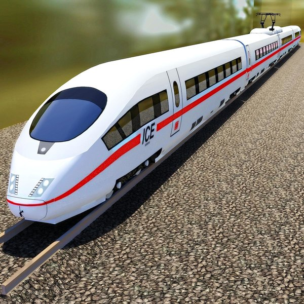 max realistic ice 3 speed train