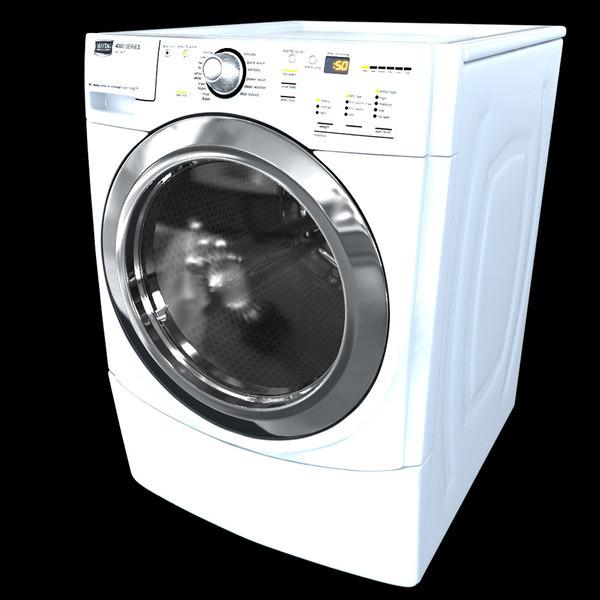 3ds max washing machine