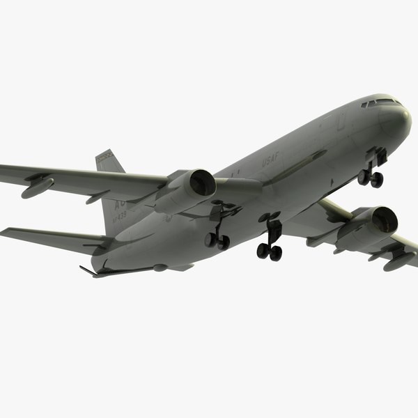 KC46 Military Tanker LW
