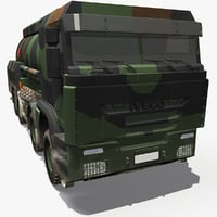 Iveco Military Wheeled Tanker