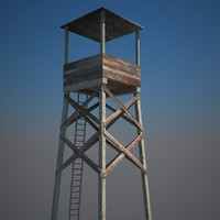Hunters Watch Tower