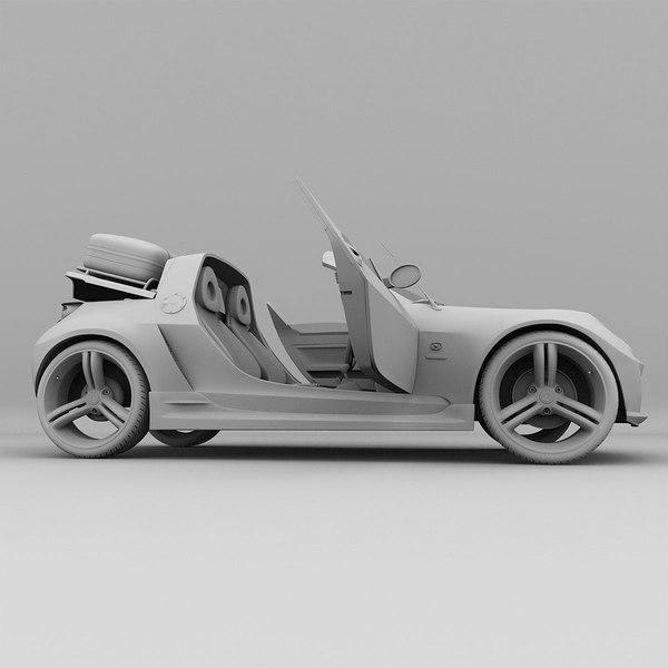 Bmw Z4 Hardtop For Sale: Smart Roadster Prix. J 39 Ai Achet Une Smart Roadster Auto