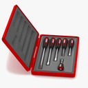 screwdriver set 3D models