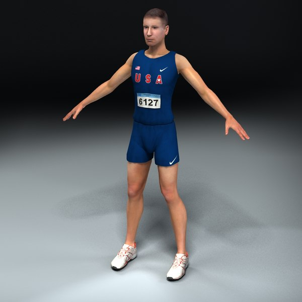olympic athlete max