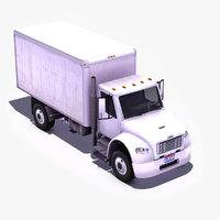 Freightliner M2 Cargo Truck