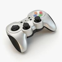 logitech gamepad 3d max