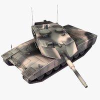 max leopard2a5 battle tank bundeswehr