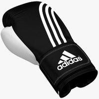 adidas performance glove 3d model