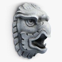 Griffon Head For Subdivision