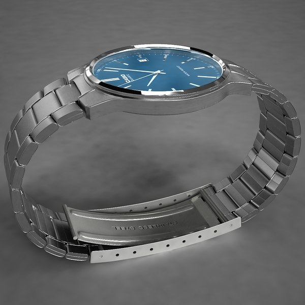 maya casio watch - Casio Watch... by Arturbob