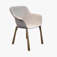 3d lavehnam executive chair - model