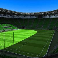 Wroclaw Stadium Poland