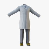 uniform 3d max