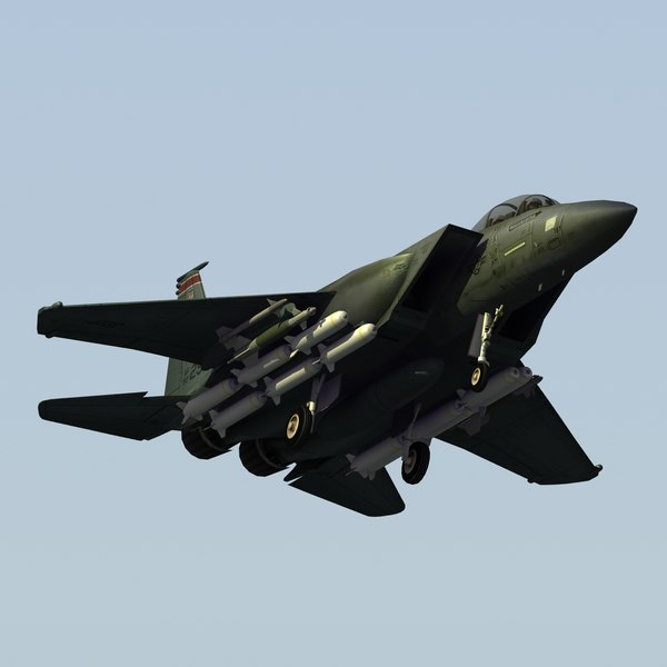 F15E StrikeEagle US LW