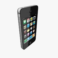 c4d accurate iphone 4s phone