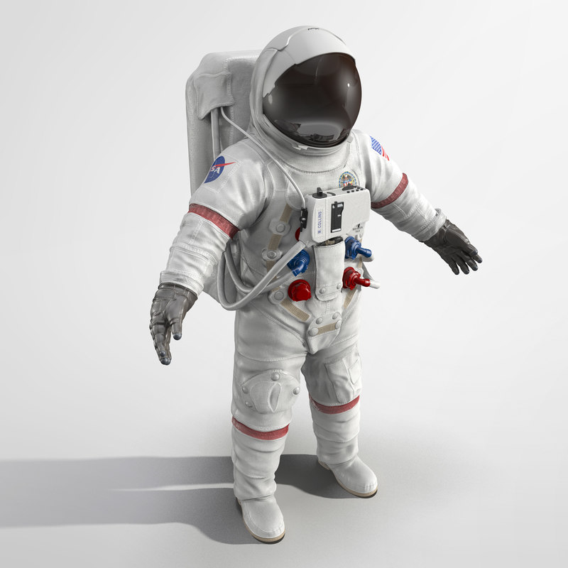 nasa space suits models - photo #1