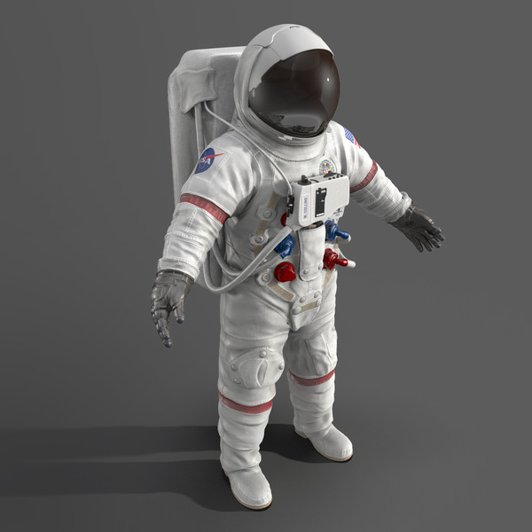 nasa space suits models - photo #2