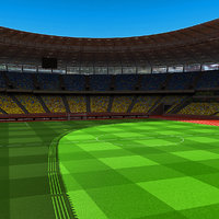 NSC Olympiyskiy Stadium Kiev