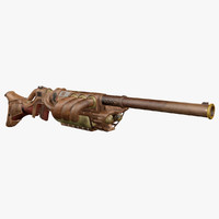 steam punk steampunk 3d model