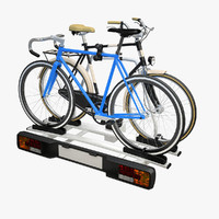 Bike Carrier and Bicycles