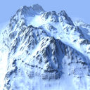 snow mountain 3D models